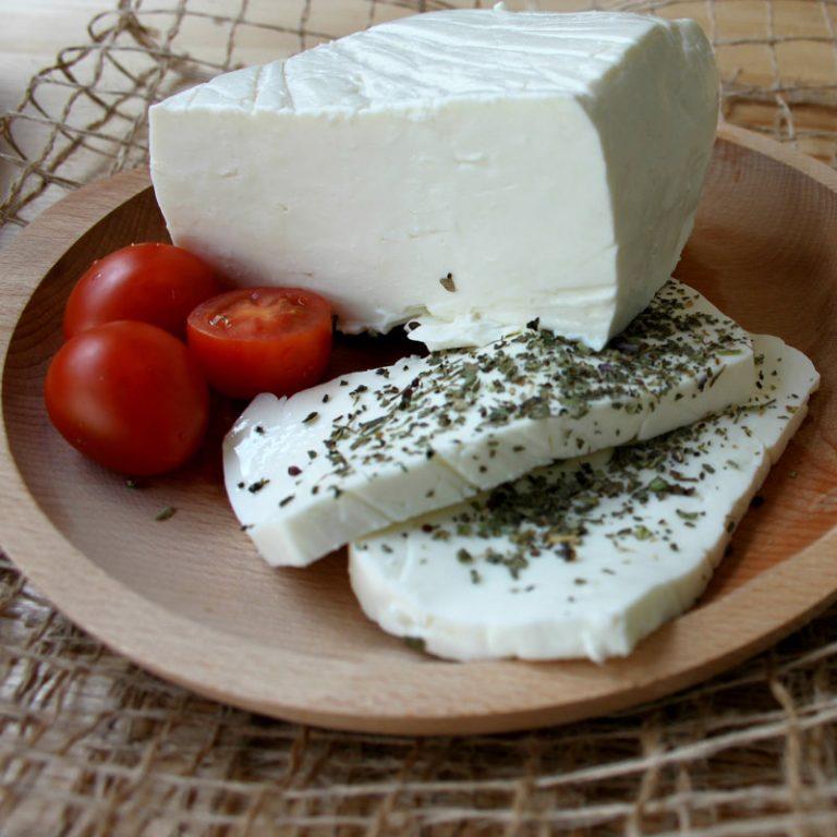 Прясно краве сирене