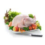 Прясно пасищно пиле