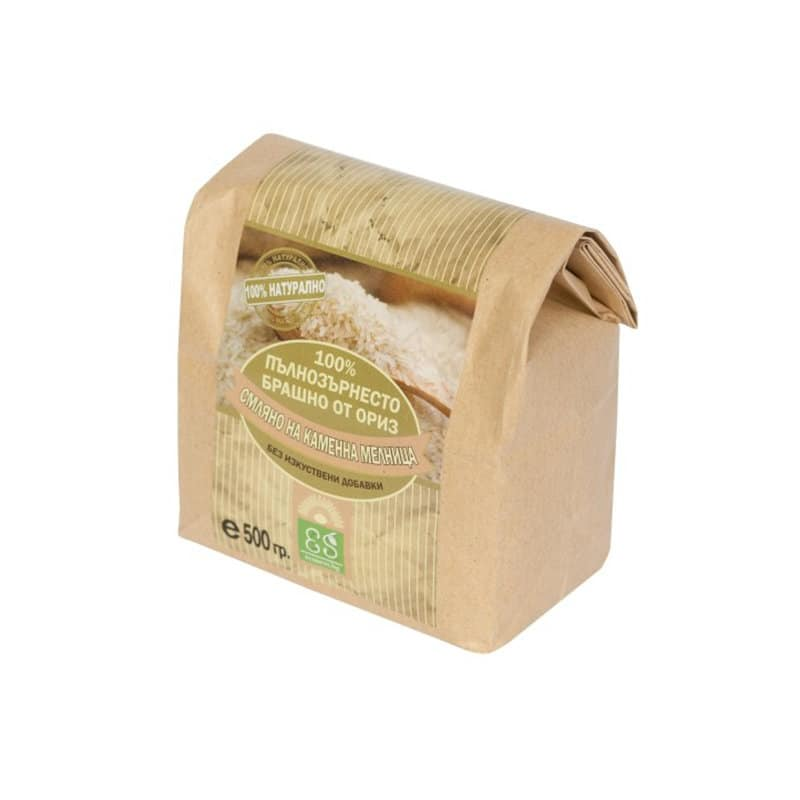 Пълнозърнесто брашно от ориз