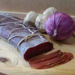 Сурово-сушено свинско филе