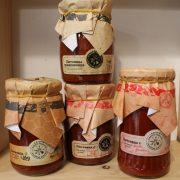 лютеница с мед Старите рецепти