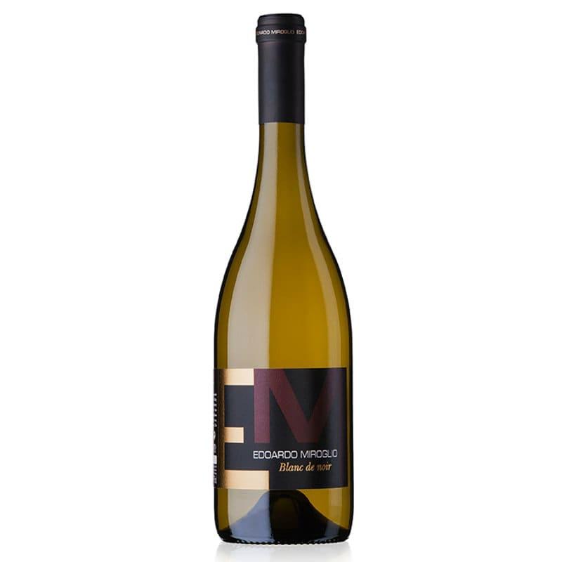 Бяло вино Блан де Ноар Едоардо Миролио
