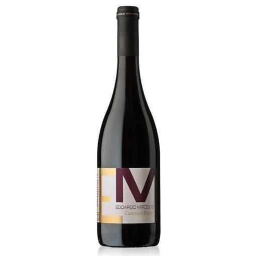 Червено вино Каберне Фран Едоардо Миролио