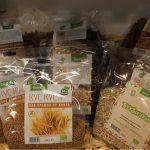 Буквички от елда и кафяв ориз Лимеро