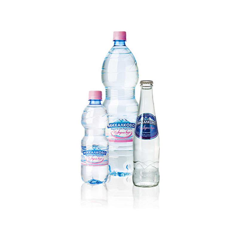 изворна вода Михалково 1л.