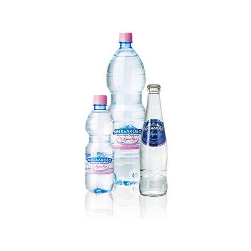 изворна вода Михалково 0,3л. стъкло