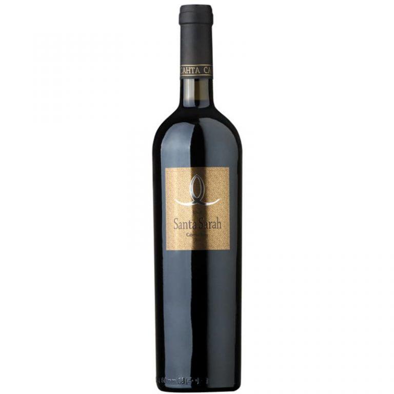 """Червено вино Каберне Фран Бин 49 """"Санта Сара"""""""