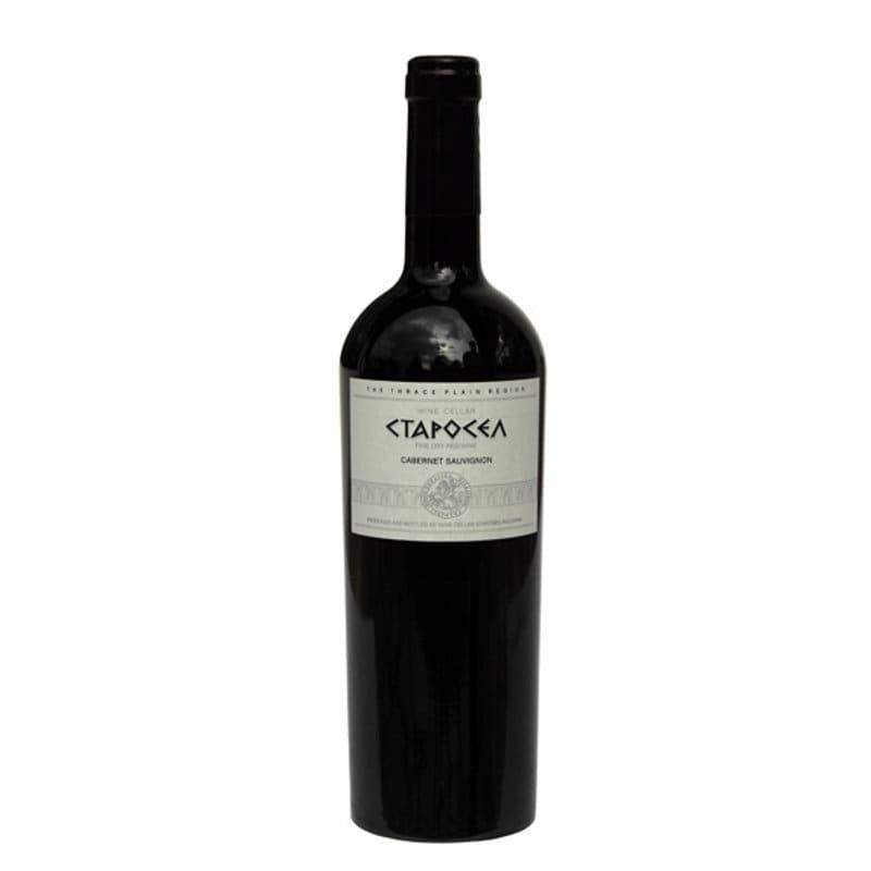 """Червено вино Каберне Совиньон """"Старосел"""""""