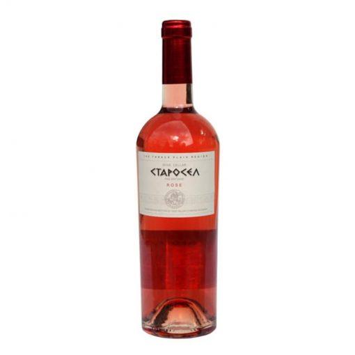 Вино Розе Старосел
