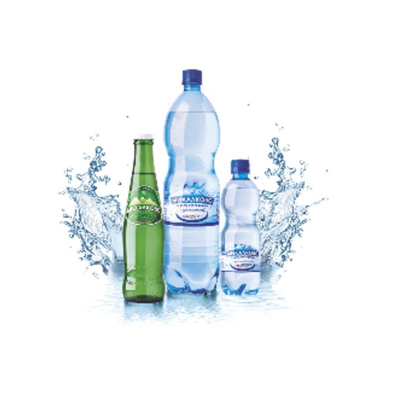 газирана вода Михалково 1л.